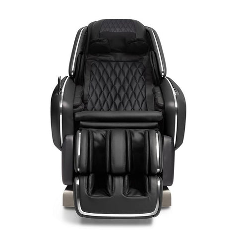 OHCO M.8 4D Massage Chair in black color front