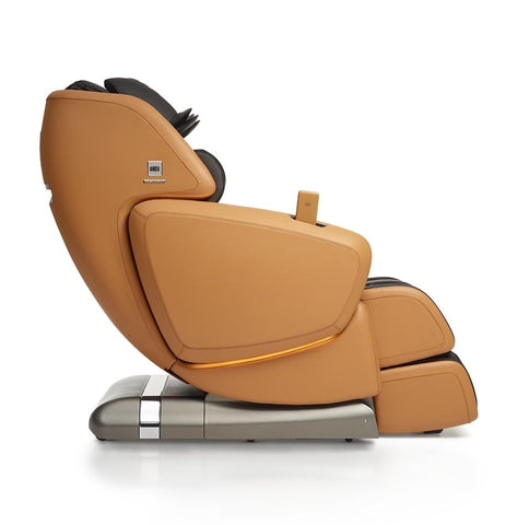 OHCO M.8 4D Massage Chair in saddle side view