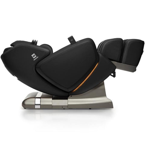 OHCO M.8 4D Massage Chair in black with zero gravity position
