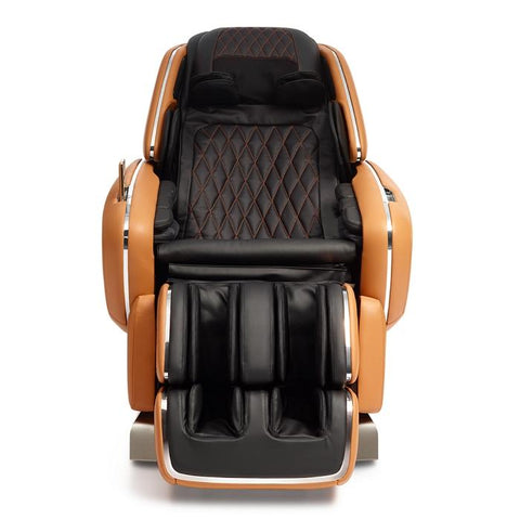 OHCO M.8 4D Massage Chair in saddle front closed doors