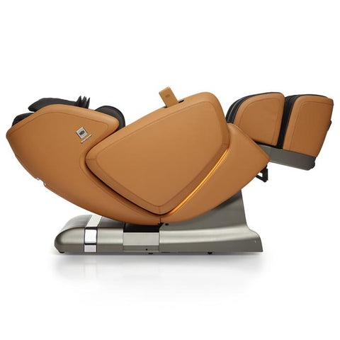 OHCO M.8 4D Massage Chair in saddle zero gravity position