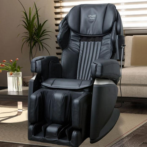 Osaki JP Premium 4S Japan Massage Chair black in room