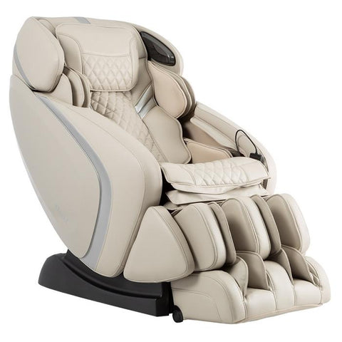 Osaki OS-Pro Admiral Massage Chair in cream Taupe right side view