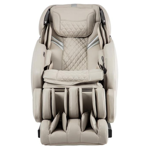 Osaki OS-Pro Admiral Massage Chair in Taupe color front view