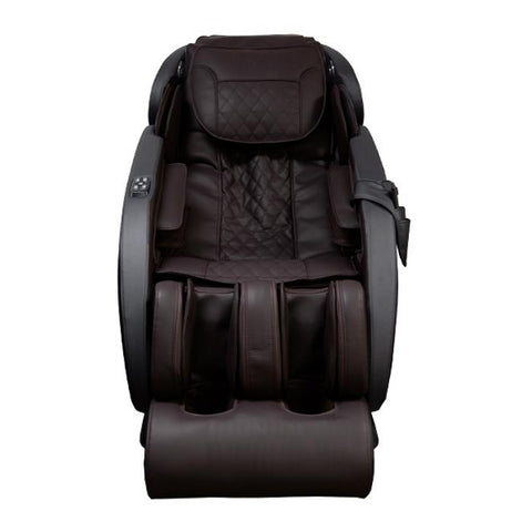 Osaki OS Pro Capella Massage Chair brown and black color front view