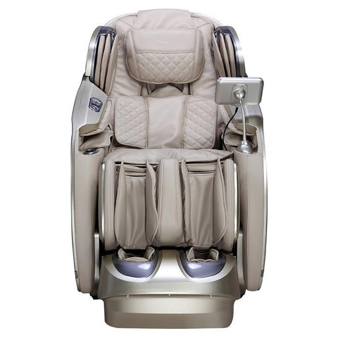 Osaki OS-Pro First Class Massage Chair in beige front view