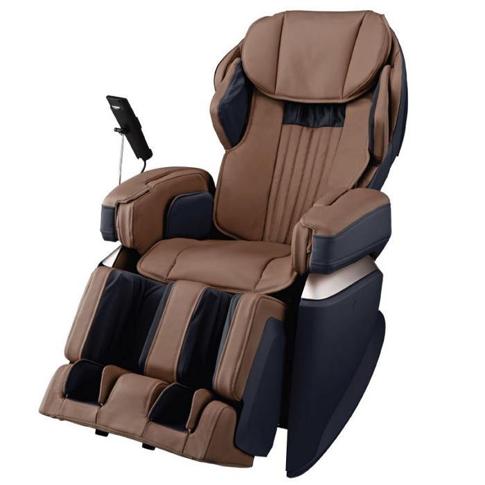Osaki JP Premium 4S Japan Massage Chair in black with model