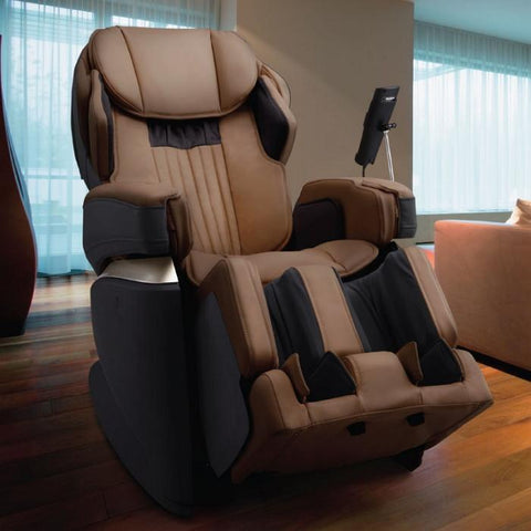 Osaki JP Premium 4S Japan Massage Chair angled view in room