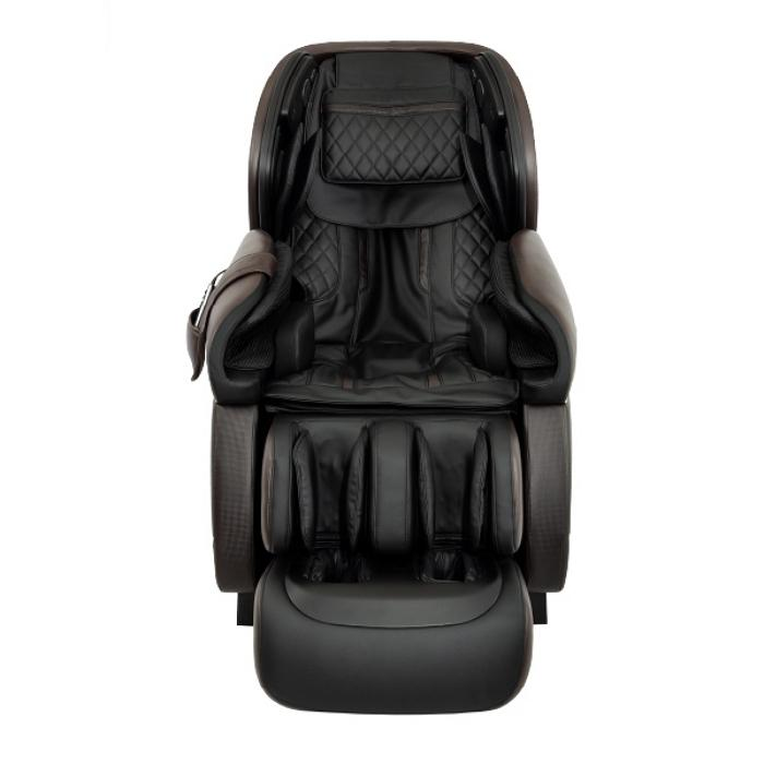 Osaki OS Pro Paragon 4D Massage Chair in brown front view