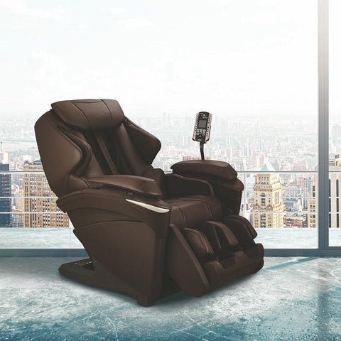 Panasonic EP-MA73 Massage Chair Brown in room