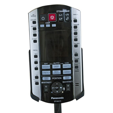 Panasonic EP-MA73 Massage Chair Remote Control