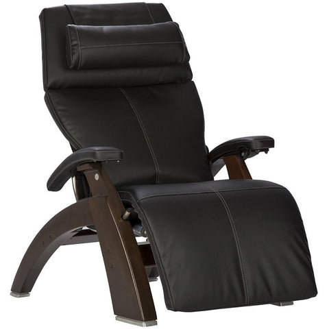 Perfect Chair PC-610 Dark Walnut Base Black SofHyde Comfort