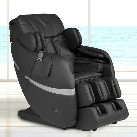 Positive Posture Brio Massage Chair black in room