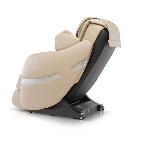 Positive Posture Brio+ Massage Chairin beige side view facing left side