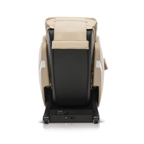 Positive Posture Brio+ Massage Chair in beige back view