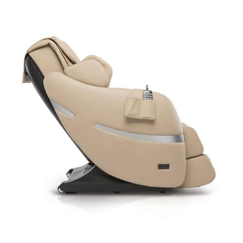 Positive Posture Brio+ Massage Chair in beige side view