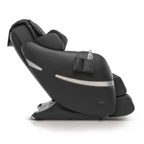 Positive Posture Brio+ Massage Chair in black right side view