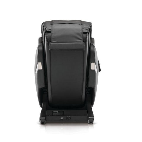 Positive Posture Brio+ Massage Chair in black back view