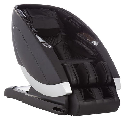 Human Touch Super Novo Massage Chair Black Angled View