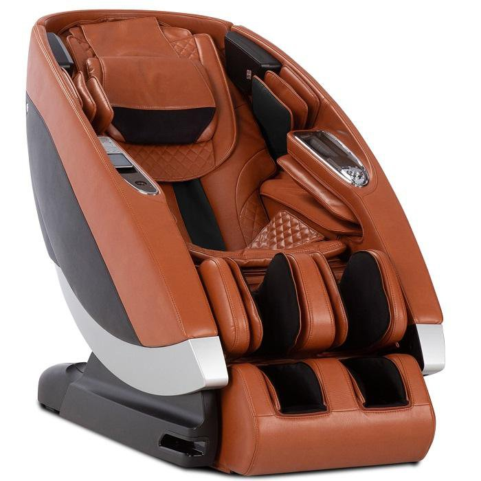 Human Touch Super Novo Massage Chair Angled View