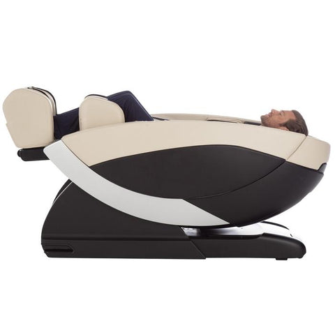 Human Touch Super Novo Massage Chair zero gravity position