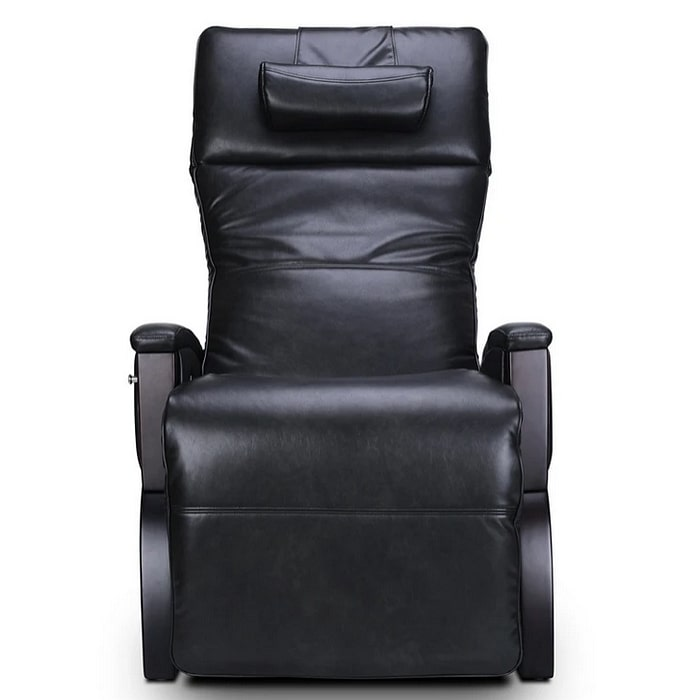 Svago Newton SV-630 Zero Gravity Recliner in Midnight Synthetic Dark Walnut