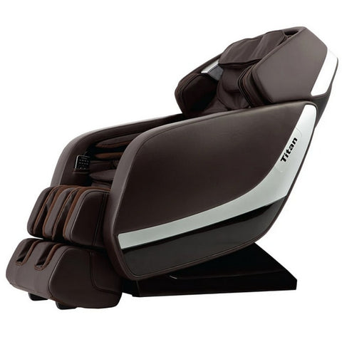 Titan Pro Jupiter XL Massage Chair in Brown