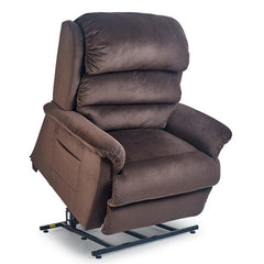 UltraComfort UC559-M26 lift chair in Coffeehouse color.