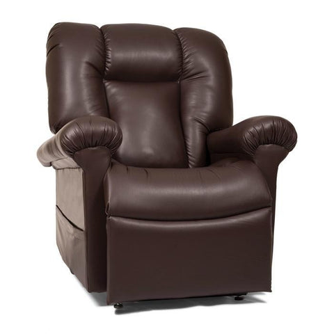 UC562 in Coffee Bean color in normal sitting position.