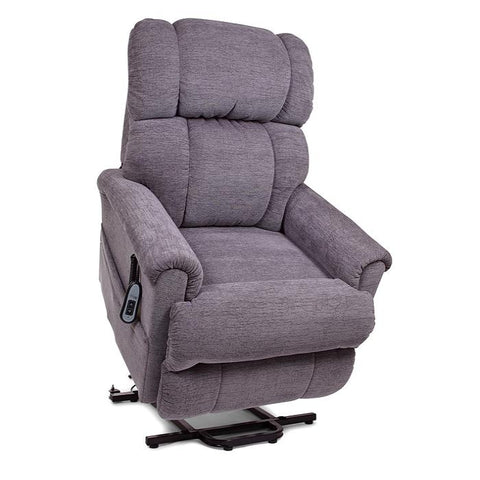UltraComfort UC544 Space Saver Medium Power Lift Chair | PrimeMassageChairs.com