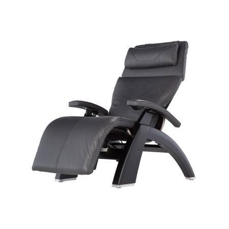 Human Touch Perfect Chair PC-LiVE PC-610 Zero Gravity Recliner gray left view