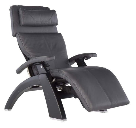 Human Touch Perfect Chair PC-LiVE PC-600 Zero Gravity Recliner Gray Matte Black