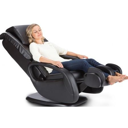 Human Touch WholeBody 7.1 Massage Chair side view with a person sitting