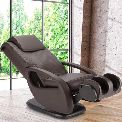 Human Touch WholeBody 7.1 Massage Chair Espresso in room