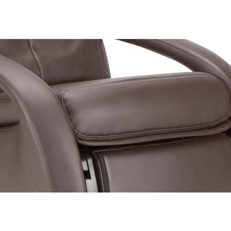 Human Touch WholeBody 7.1 Massage Chair close up upholstery