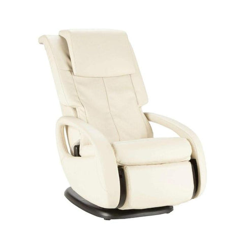 Human Touch WholeBody 7.1 Massage Chair in Bone color side view