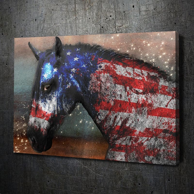 American Horse - Artwork Addict