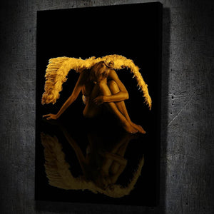 Angel Beauty Reflection - Artwork Addict
