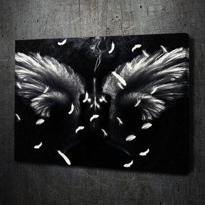 Angel Wings Fantasy - Artwork Addict