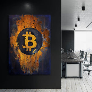 Bitcoin - Artwork Addict