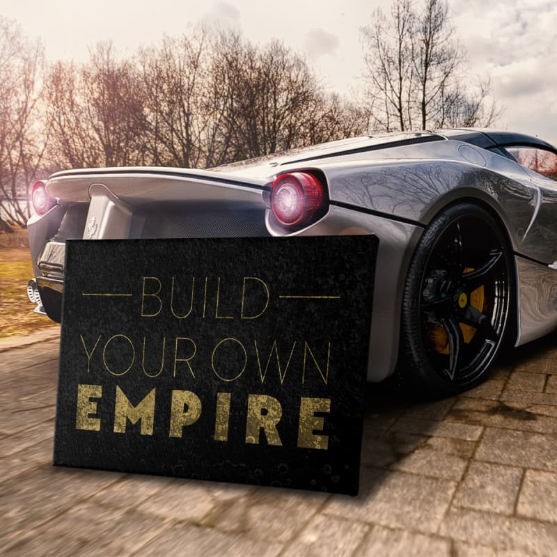 Build Your Own Empire - Artwork Addict