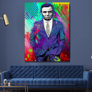 Dapper Abe - Artwork Addict