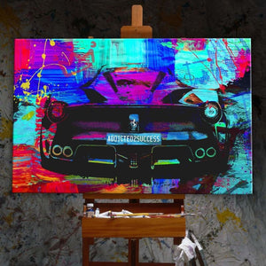 Ferrari - Addicted2Success - Artwork Addict