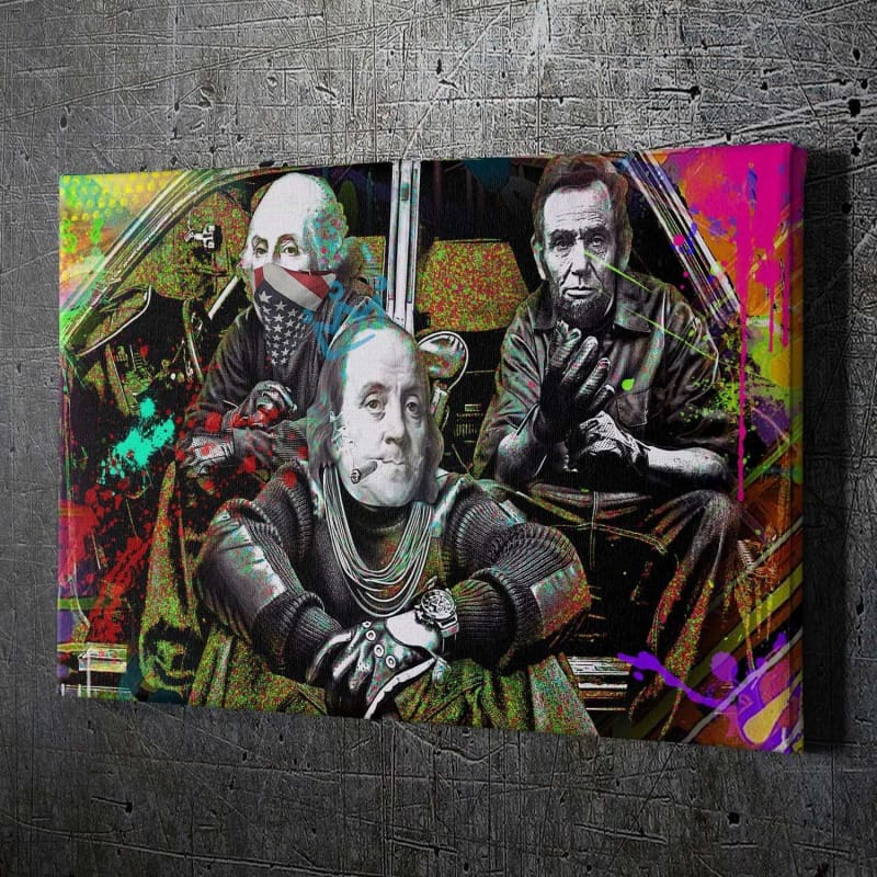Gang of Presidents - Artwork Addict