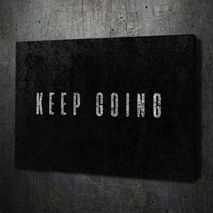 Keep Going - Artwork Addict