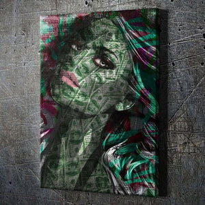 Money Beauty - Artwork Addict