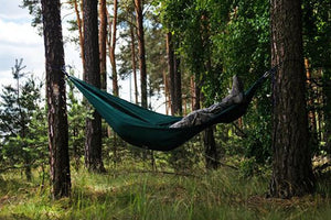 How To Set Up A Hammock - Sleep Safe Everywhere