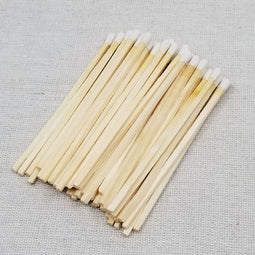 "4"" Matchsticks - White - Loose"
