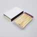 "4"" Matchsticks - Purple - Bulk Rate"