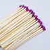 "4"" Matchsticks - Purple - Loose"